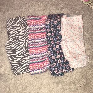 Other - 4 pairs of newborn pants